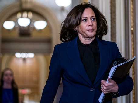 What should Jewish voters REALLY know about Kamala Harris?