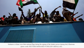Can Israel's symbolic victory turn Khartoum's famous 'no's' into a 'yes'?