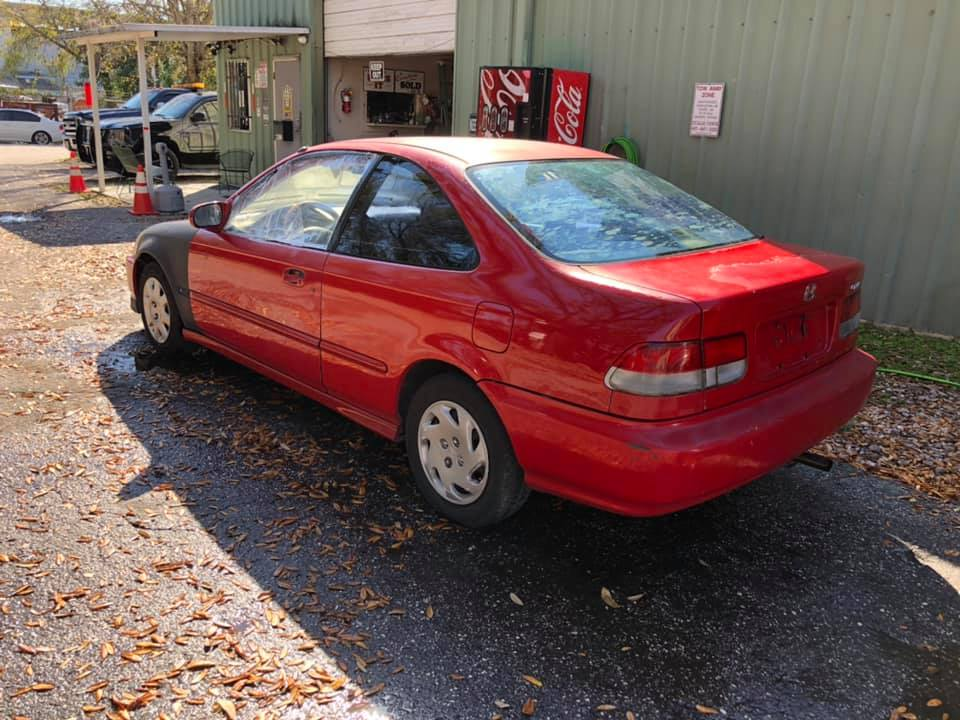 1997 HONDA CIVIC 2dr