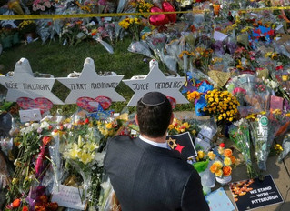 On Second Anniversary of Pittsburgh Synagogue Massacre...