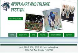 Apopka Art & Foliage Festival