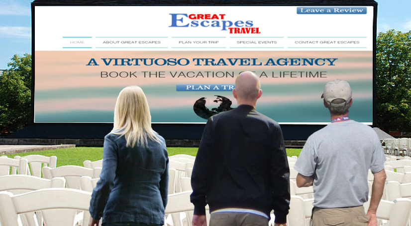 Luxury Travel from Great Escapes Travel Agency