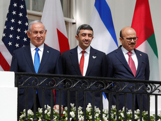 Israel in talks with Saudi, UAE, Bahrain for defense alliance against Iran