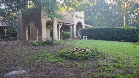 Landscaping and House Washing