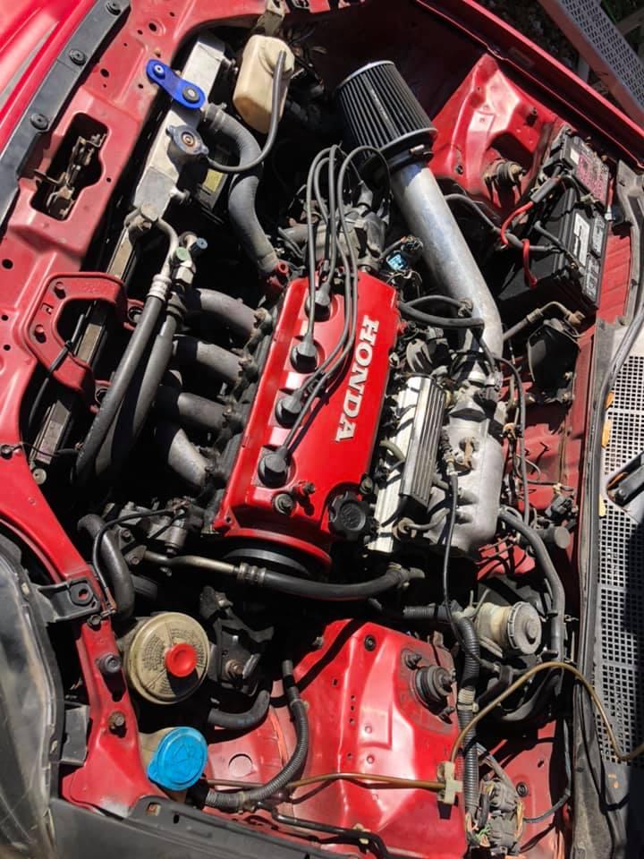 1997 HONDA CIVIC 2dr
