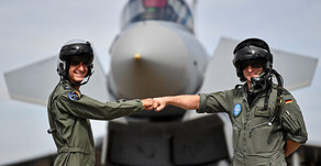 Luftwaffe, Israeli Air Force conduct first joint exercise in Germany