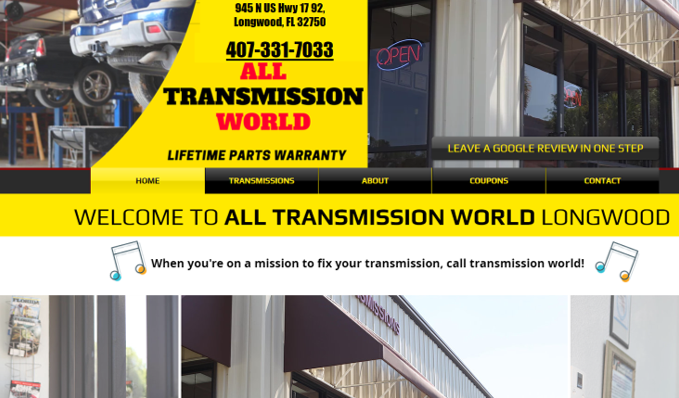 All Transmission World Longwood