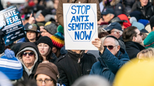 THE ANTI-SEMITIC RHETORIC OF ANTI-ZIONISTS