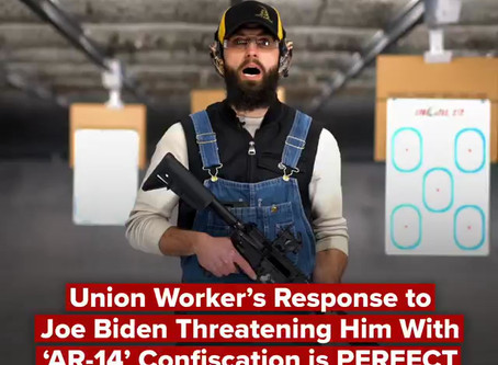 Joe Biden Messed with the Wrong Guy