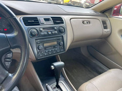 2002 HONDA ACCORD V6
