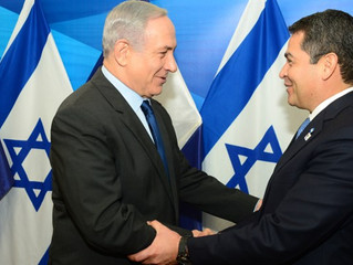 Honduras to move embassy to Jerusalem