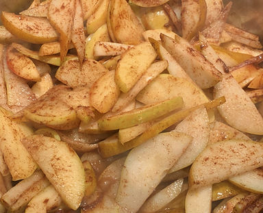 Cooked Apples And Pears GD, DF