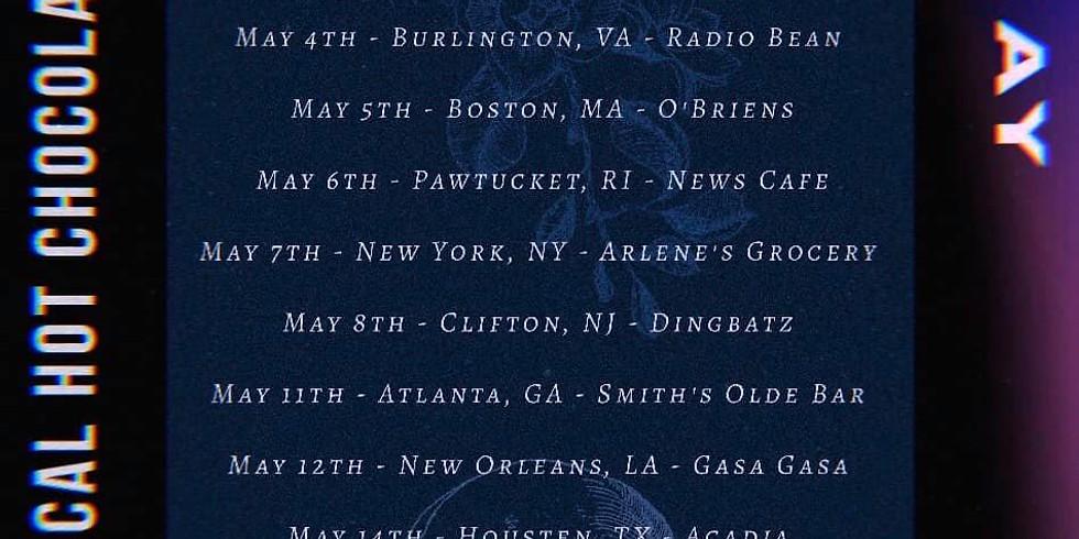 Winter's Dead Tour 2020