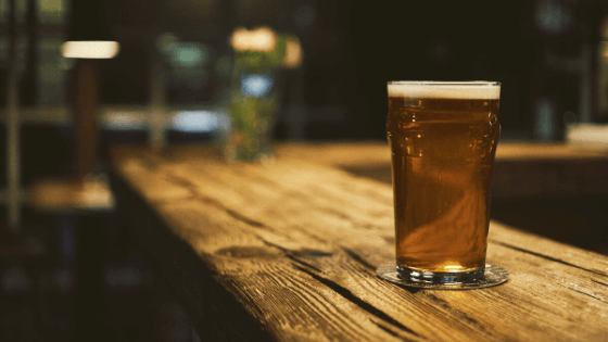 Do beer contain plastic?