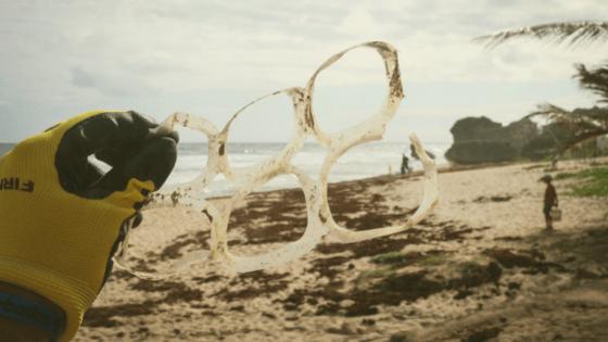 recycled ocean plastic greenwashing