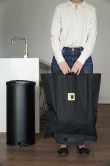 Take out your trash in style