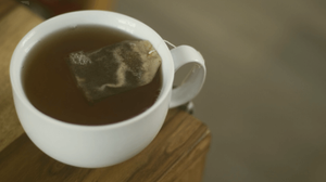Do tea bags contain plastic?