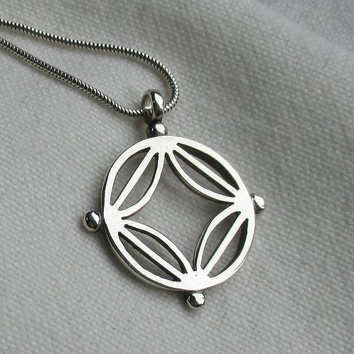 "Pendentif ""Etoile"", pendentif japonais"