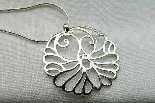 """Pendentif """"Madame Butterfly"""""""