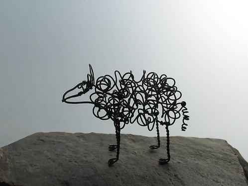 """""""Mouton"""" en fil (S)"""