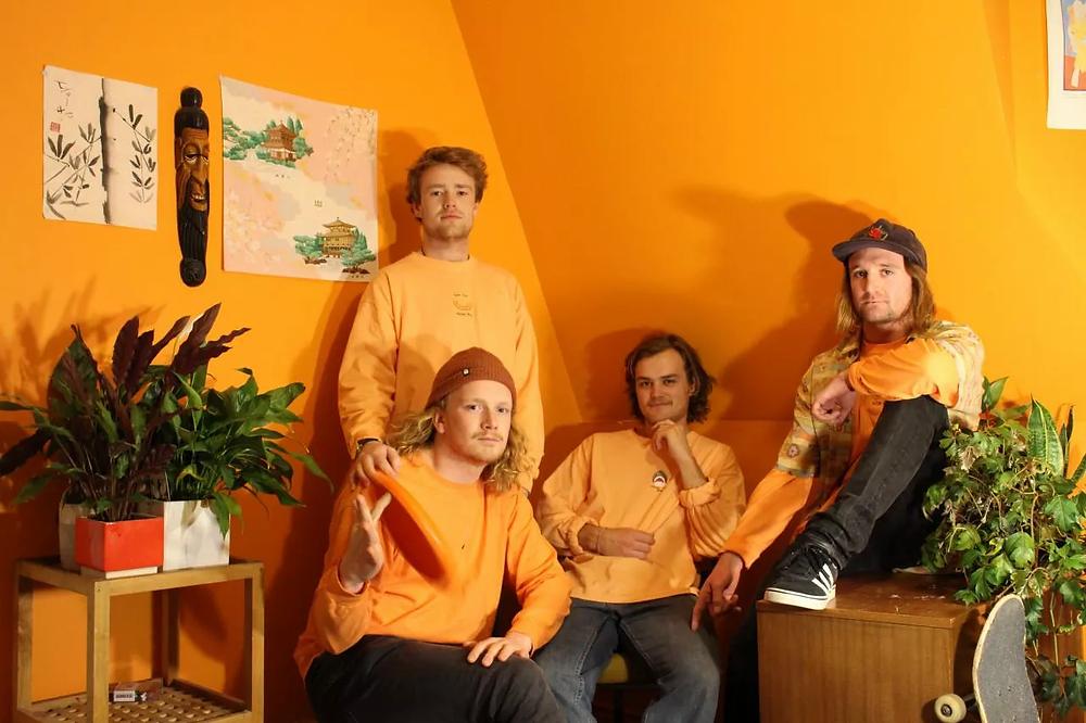 Mild orange novo álbum