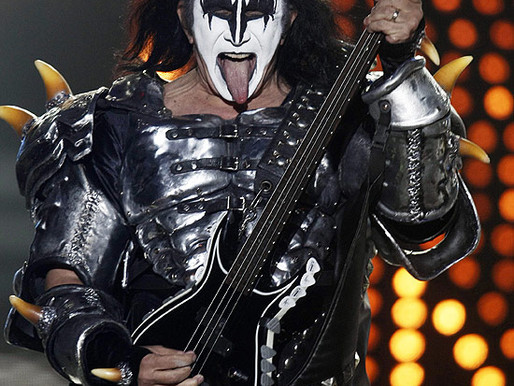 Baixista do Kiss reclama sobre o novo modelo musical de Streaming.