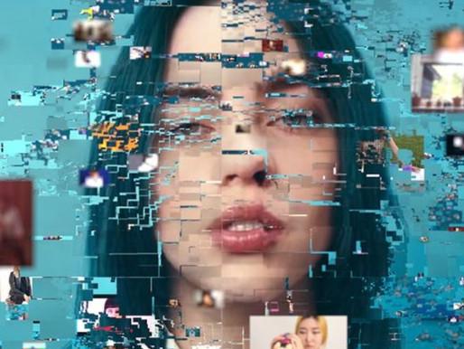 Billie Eilish estreia 'primeiro clipe de música infinito do mundo'