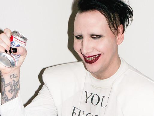 Marilyn Manson é investigado por abusos físicos e misoginia