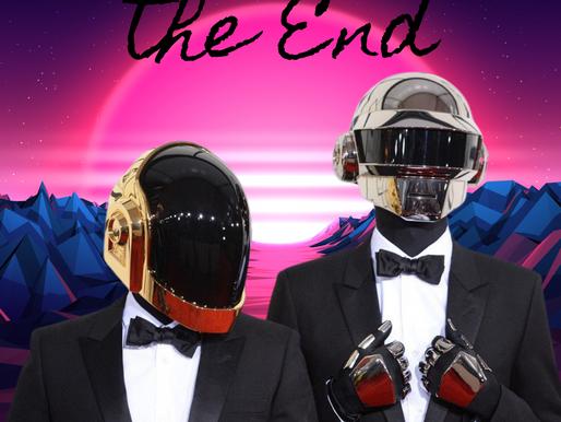 Daft Punk se separa após 28 anos de carreira. A Segunda-Feira Triste
