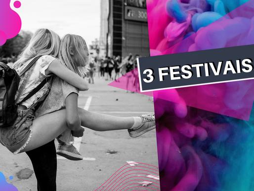 3 Festivais Indies que você precisa Ir!