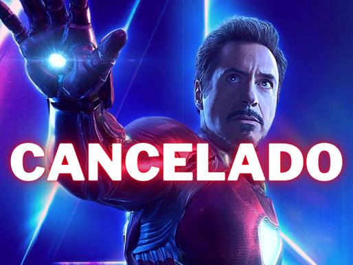 Fãs da Marvel cancelam Tony Stark, o Homem de Ferro. Entenda: