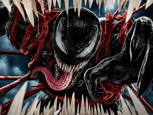 Venom: Tempo de Carnificina tem primeiro trailer revelado; Veja