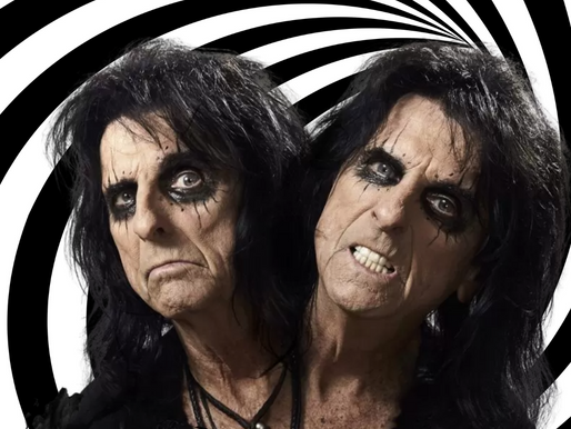 "Alice Cooper está de música nova; conheça ""Our love will change the world"""