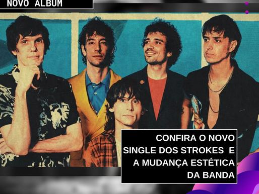 The Strokes compartilha novo clipe do single - At The Door !