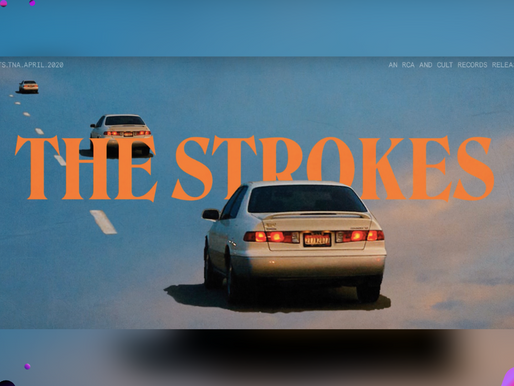 The Strokes Lança Música Inédita. Mais um gostinho antes do novo álbum!