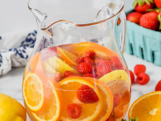 OUR TOP 5 DRINKS FOR THE SUMMER