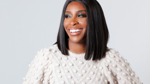 JACKIE AINA NAMED INFLUENCER OF THE YEAR AT THE WWD BEAUTY INC AWARDS
