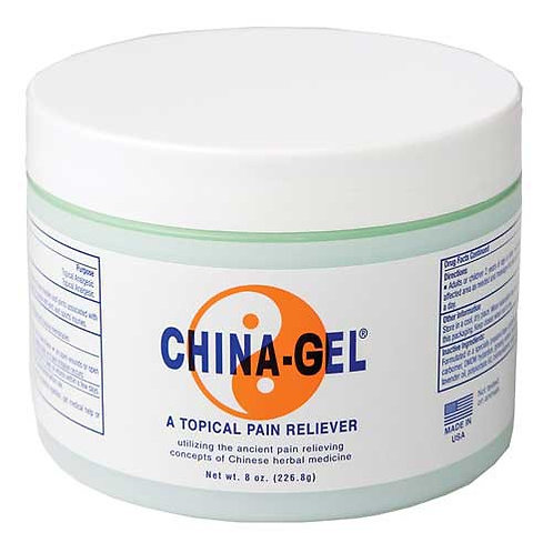 8 Ounce Jar Topical Pain Reliever