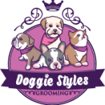 Doggie Styles Mobile Pet Grooming logo