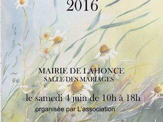 Exposition du 4 juin 2016