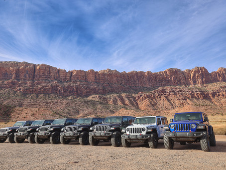 The Ultimate Jeep Wrangler Lift Kit Comparison – On & Off-Road Test