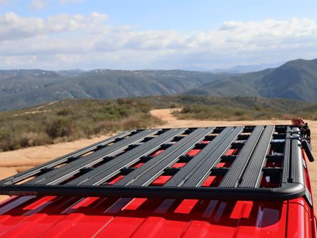 Jeep Wrangler JL Rhino Rack Backbone Roof Rack (w/Platform) Review