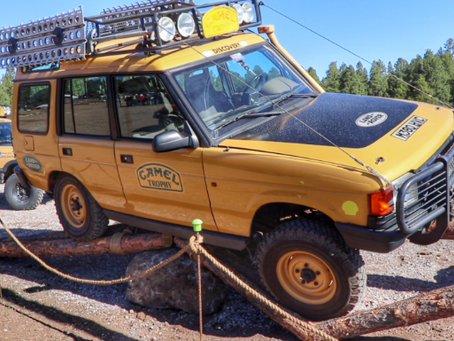 EXPERIENCING OVERLAND EXPO WEST