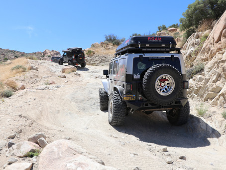 CHANNEL YOUR INNER ASTRONAUT:  OFF-ROADING IN VALLEY OF THE MOONS