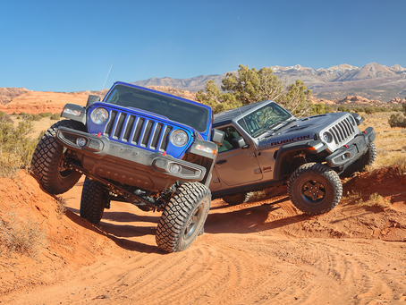 The Ultimate Jeep Wrangler Lift Kit Comparison – Install & Measurements