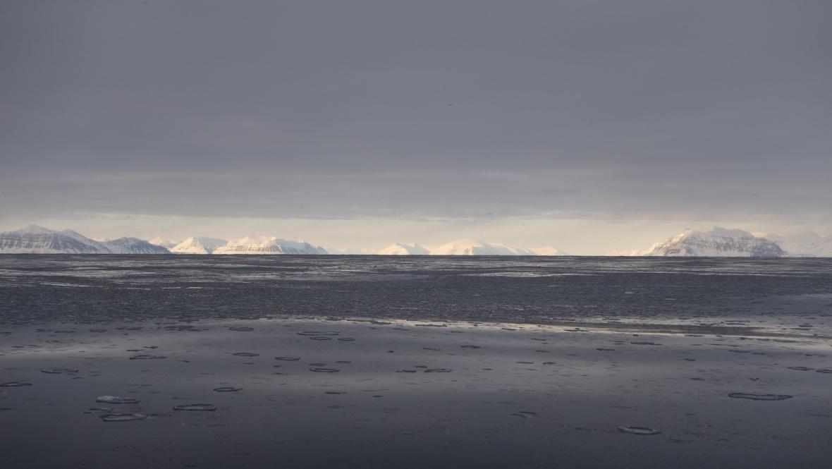 Découverte du Svalbard