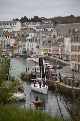 Semaine en Bretagne sud
