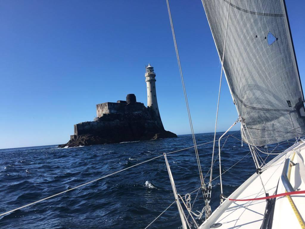 Le phare de Fastnet Rock