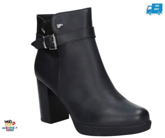 Botin Casual Mujer 16 Hrs - A030