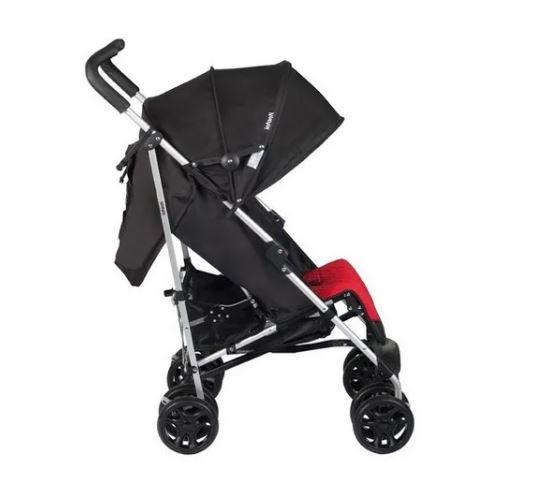Coche Paseo Novara Elegance Red Infanti